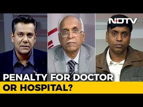 Should Hospitals Be Shut For Mistakes By Doctors?
