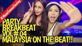 #miring | music teman touring party breakbeat vol. 04 malaysia on the beat!! ───────── we're very respect intellectual property of others. for copyright ...