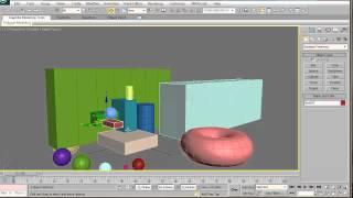 Уроки 3D Max для начинающих. Первый урок Бесплатного 3D-Курса www.3dartist.biz