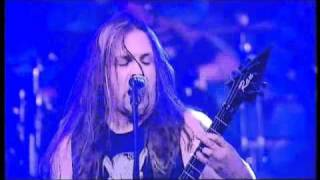"""Vader - """"Intro 1 & epitaph"""" - Parte 1 - DVD 1 - Night of the apocalypse (2004)"""