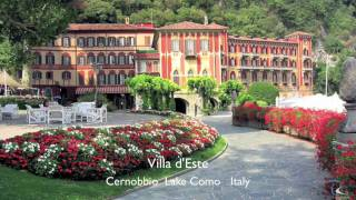 Luxury Villas at Como Lake