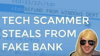 Tech Scammer Steals From My Fake Bank Account.mp3