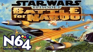 Star Wars : Battle For Naboo - Nintendo 64 Review - HD