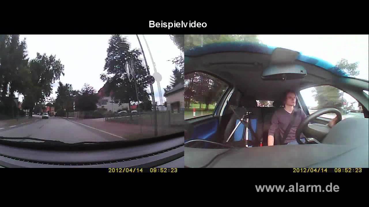 Rundum überwachungskamera Für Auto : kfz video kamera autokamera pkw kamera taxikamera beispielvideo youtube ~ Aude.kayakingforconservation.com Haus und Dekorationen