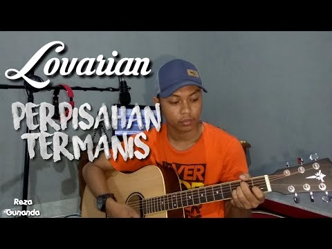 Lovarian - Perpisahan Termanis - cover