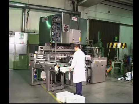 Bread Plant (2500 Pcs/Hr) | Empire Bakery Equipment