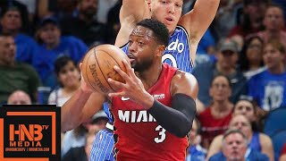 Miami Heat vs Orlando Magic Full Game Highlights | 10.17.2018, NBA Season