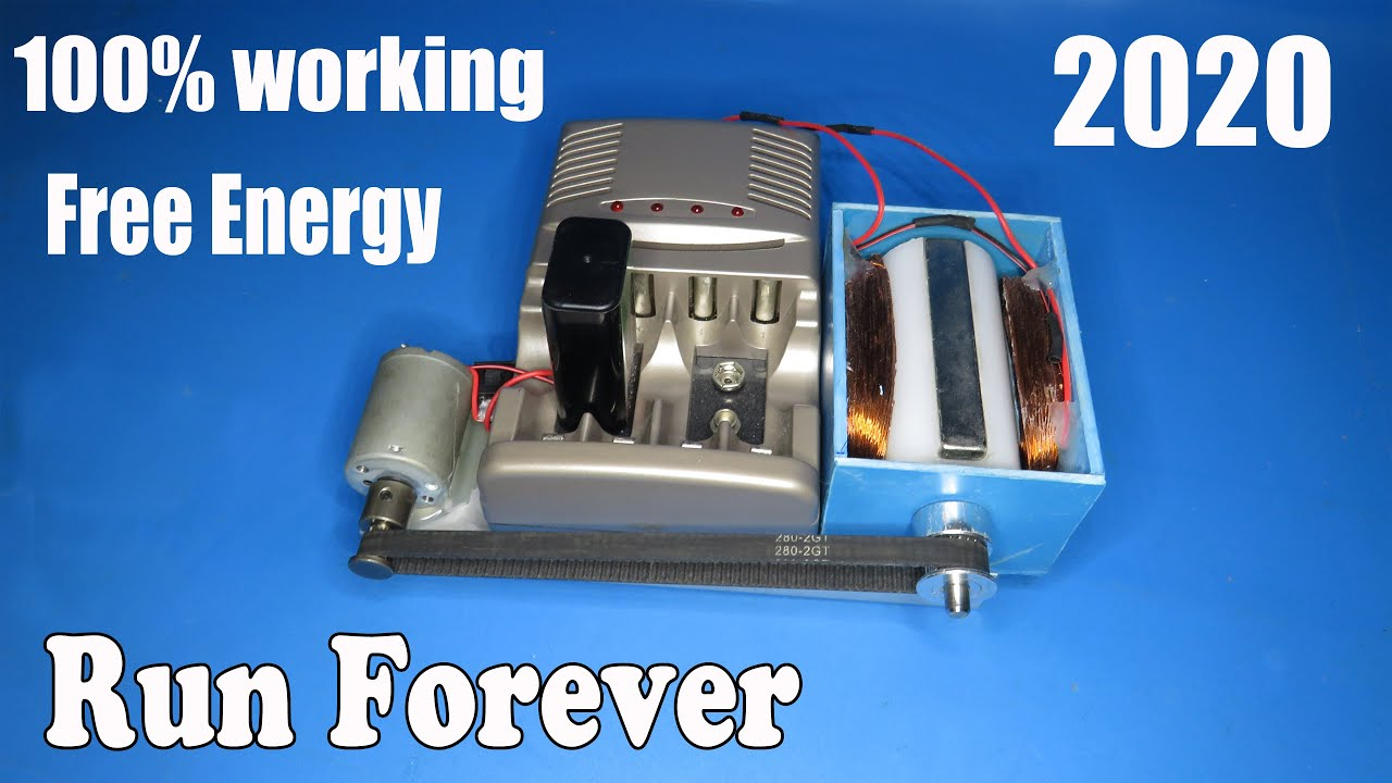 100% working Free energy device 2020 - YouTube