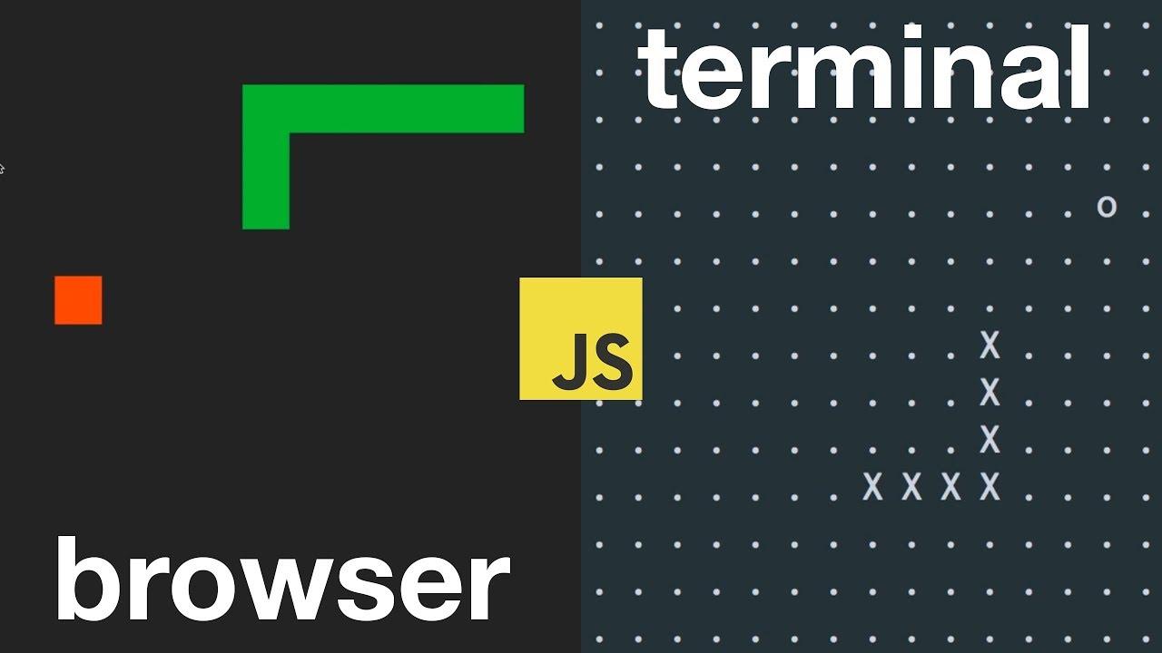Coding Snake in Functional JavaScript (Part 1)