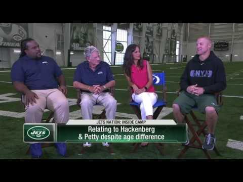 QB Josh McCown talks New York Jets training camp and tanking