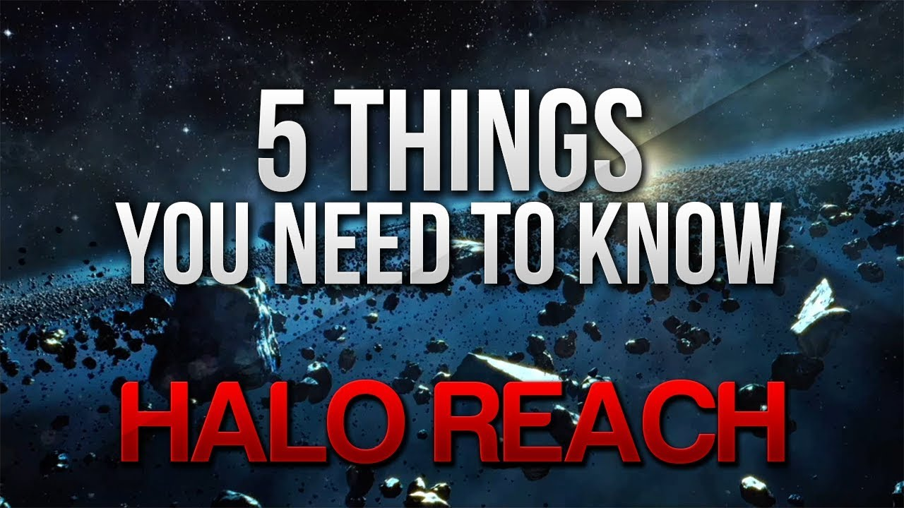 HALO REACH MCC - 5 Things You Need To Know