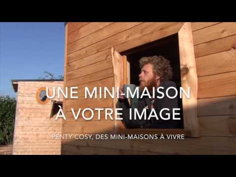 Bois d'Ici : fabricant de Tiny Houses sur mesure