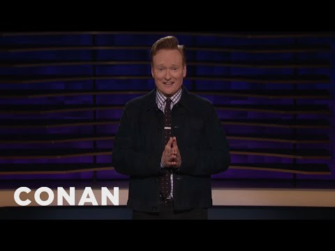 Conan: Bernie Sanders Is Trailing Behind Baby Yoda In The Polls - CONAN on TBS