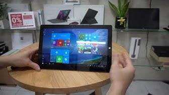 Trên tay Tablet Teclast X4 - Chip N4100/8G Ram/SSD 128G