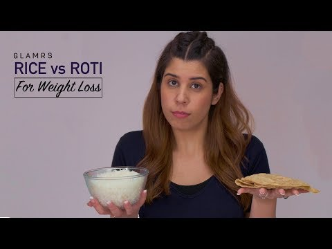 Rice Vs Roti : Which Is Healthier And Why? | What's Best For Weight Loss
