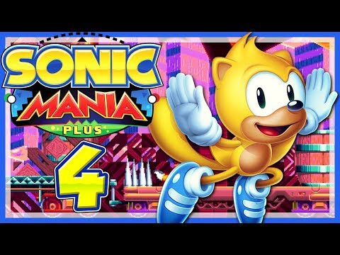 SONIC MANIA PLUS # 04 🦔 Abenddämmerung im wilden Westen! [HD60] Let's Play Sonic Mania Plus