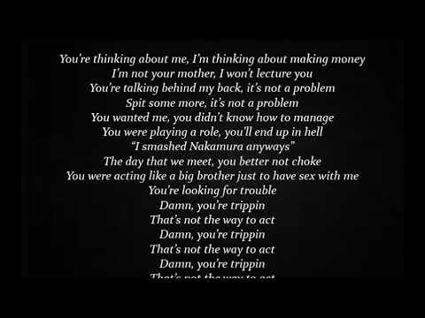 Aya Nakamura - Djadja Lyrics On Screen English Lyrics