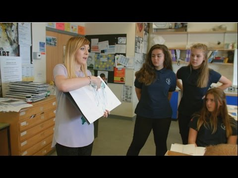 Becoming a Secondary Art teacher - PGCEs at Birmingham City University