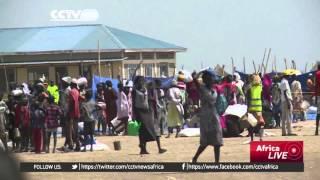 55,000 people seek refuge in Sudan due to food shortage