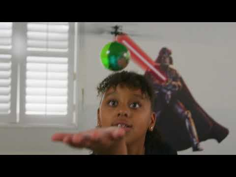 Star Wars Licensed Heliballs Helicopters By World Tech Toys