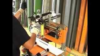 CDR Maquinaria Aluminio, Hierro y PVC - Fresadora Copiadora FC-300