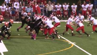 10 26 12 Lenape Valley Dover Football