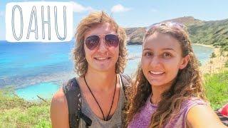 OAHU, Hawaii | VLOG | (Waikiki, North Shore, Hanauma Bay, Kailua )