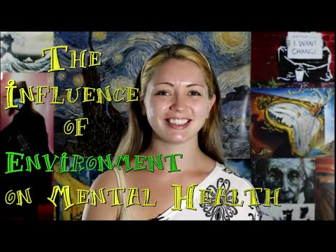 The Influence of Environment on Mental Health | ALifeLearned