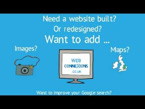 Quality Web Design from Web Connexions