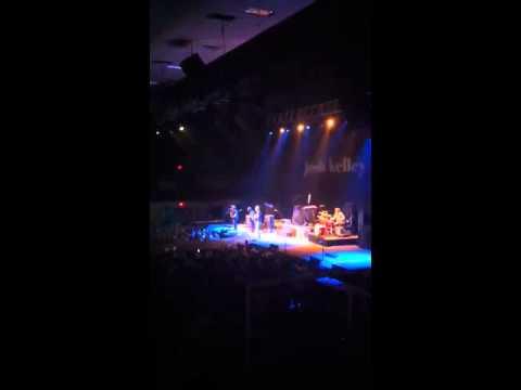 Josh Kelley Live- Georgia Clay