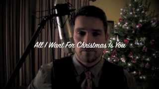 Michael Buble - All I Want For Christmas Is You (Cover)