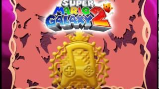 Golden VGM #271 - Super Mario Galaxy 2 ~ Megahammer Battle