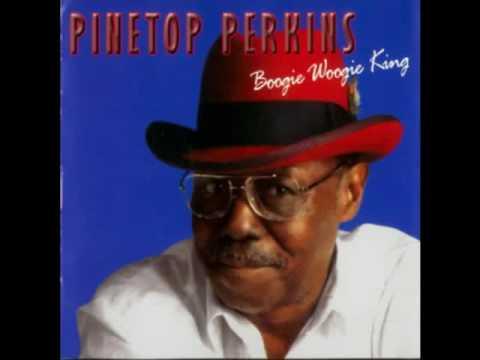 Pinetop Perkins - Boogie Woogie King (Full Album)