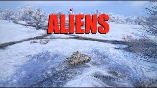 WOT - Aliens | World of Tanks