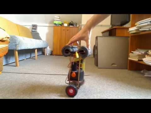 Balancing robot final year project