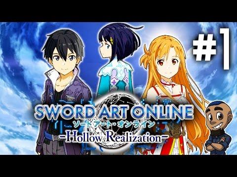 Sword Art Online Hollow Realization VK