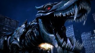 Transformers Rise of the Dark Spark Part 14 w/ SICK - Grimlock Chapter 13 Extinction
