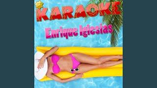 Enamorado por Primera Vez (Popularizado por Enrique Iglesias) (Karaoke Version)
