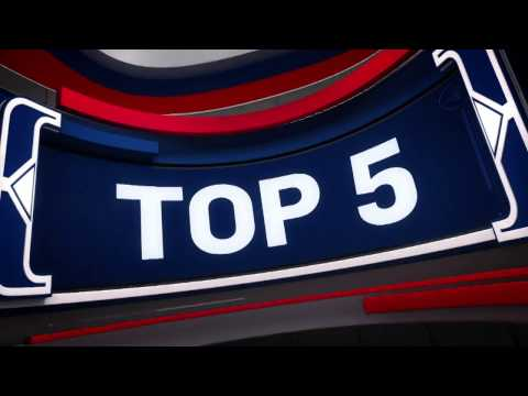 Top 5 NBA Plays of the Night: March 20, 2017