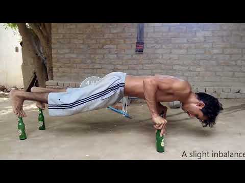 BeJunglee Pakistani Vidyut Jamwal Incredible Workout Stunt For JUNGLEE