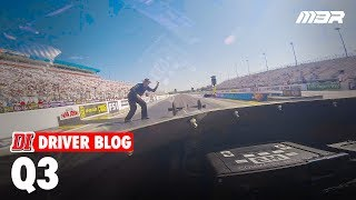 Behind the Ropes - In the Show (Pt. 3 of the 2017 NHRA Carolina Nationals Driver Blog - Q3)