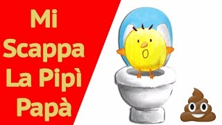 Mi Scappa La Pipi Papa (english) HD