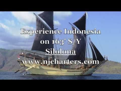 Yacht Charter: Silolona, Chartering In Indonesia And Myanmar