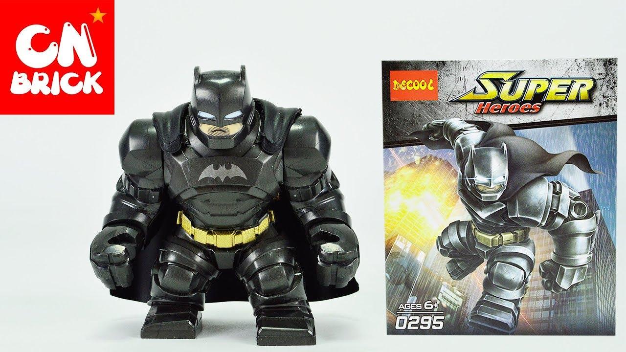 LEGO BATMAN MECH BATSUIT DECOOL 0295 Unofficial