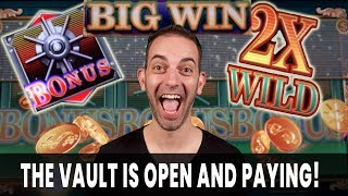 🔓 The Vault is OPEN & PAYING! 🎰 Green Vault Slots @ San Manuel Casino