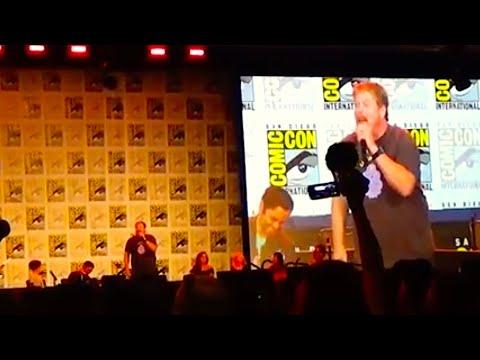 Adventure Time Jake Sings Bacon Pancakes At Comic Con 2018