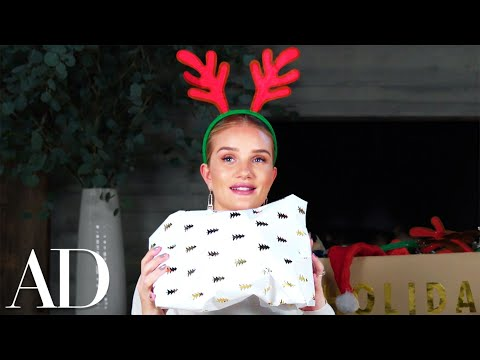 Rosie HuntingtonWhiteley Gets a Holiday Home Makeover  Celebrity Homes  Architectural Digest