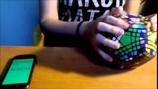 MF8 Teraminx Solve - Amazing Rubik's Cube