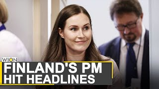 Finland PM Sanna Marin's glamourous photo sparks online debate | World News | WION News