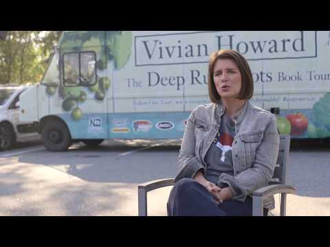 Vivian Howard's Holiday Traditions in North Carolina